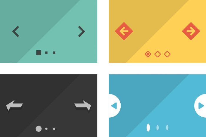 4 exemples de jeux de réglettes & flèches